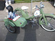 Norton Bike, 50cc Moped, Scooter Bike, Classy Cars, 3rd Wheel, Old Bikes, Genere, Classic Bikes, Caravans