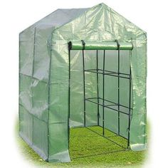 Description This portable walk-in greenhouse is perfect for extending your growing season  sc 1 st  Pinterest & Special Offers - Cheap AgroMax Small 2 x 3 (36x22x63) Professional ...