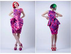 Zandra Rhodes S/S 2013