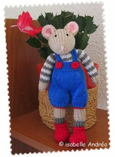 Avec de la laine: CORNISH Mice