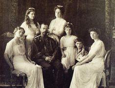 Czar Nicholas Romanov Family Portrait Nicholas and Alexandra by Robert Massie is an amazing book.