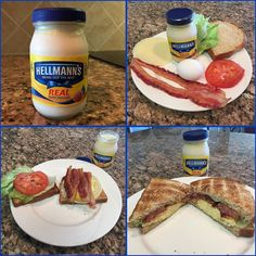 Teaming up with @hellmansmayonaise to share my favorite go to #strangewhich - #BLTEC! It's a BLT & Egg and Cheese Sandwich combined! Great for early mornings or late nights! This is my delicious  #Strangewich share yours for a chance to win prizes from partner @HellmannsMayonnaise. Learn more @HellmannsMayonnaise. #spon