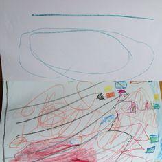 Max, 1e klas. Cijfers schrijven en bijbehorende tekeningen (#1)