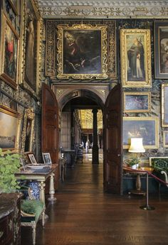 "wanderthewood: ""Hatfield House, Hertfordshire, England by Kotomi_ """