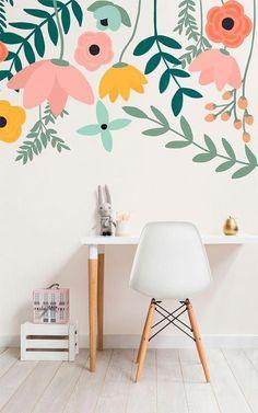 Trendy Home Wallpaper Bedroom Spaces Ideas