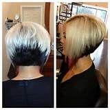 2016 Pretty Inverted Bob Hairstyles