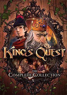 King's Quest 2015- Waiting to get on PS4...can't wait to play...been playing King's Quest games since 1986.