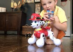 Paw Patrol Toy Reviews: Perfect For The Holidays @NickJr @ToysRUs