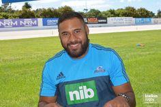 Paddy Tupulotu Rugby, Blues, Sports, Mens Tops, T Shirt, Hs Sports, Supreme T Shirt, Tee Shirt, Sport