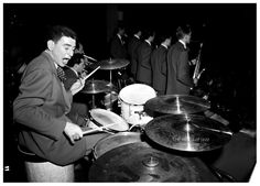 Shelly Manne - early 50s