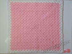 Horgolt nagyi-négyzetek (granny square) - Kreatív+Hobby Alkotóműhely Afghan Crochet Patterns, Crochet Top, Crochet Necklace, Blanket, Knitting, Women, Flowers, Amigurumi, Tricot