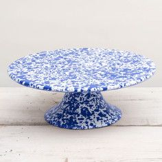 Cake Stand Blue, $26.50, now featured on Fab.