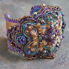 http://beadmask.deviantart.com/art/Gypsy-Filigree-Cuff-212300794?q=gallery%3Abeadmask%2F29387567=35