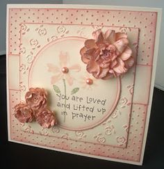 Beautiful card Julies inkspot