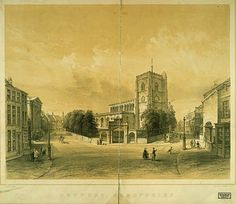 Newport, Shropshire Wolverhampton, Newport, 19th Century, Celtic