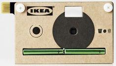 """Cámara de cartón de IKEA. No puede ser que volvamos a hablar de """"casi desechable"""" y de """"usar y tirar"""" como una ventaja"""