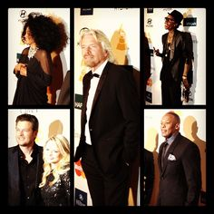 GRAMMY Week Rewind: Pre-GRAMMY Gala - @thegrammys | Webstagram