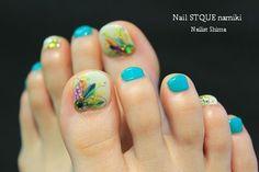 NailSTQUE ShimaのBlog- toenails design
