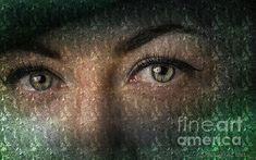 Beautiful Eyes, Mists, Digital Art, Instagram Images, Wall Art, Artist, Artwork, Kunst, Pretty Eyes