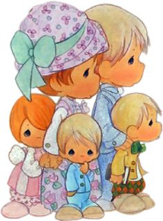 Your family....children, grandchildren and great grandchildren!