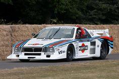 TOP MARQUES 21C LANCIA BETA MONTECARLO TURBO model race car Le Mans ...