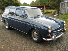 1968 Volkswagen Type 3 Squareback | German Cars For Sale Blog