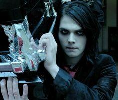 Gerard way Helena