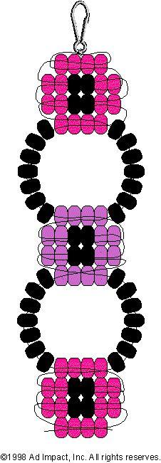 Beaded Belt Pattern