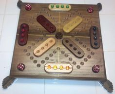 Game Board Wood Projects http://woodesigner.net is full of great woodworking stuff!