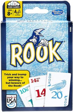 Rook Card Game Only $5.83! Truck Window Stickers, Trump You, Fun Card Games, Playing For Keeps, Christmas Stocking Stuffers, Game Guide, Ready To Play, Screwed Up, Rook