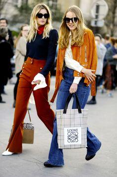 Pledoarie pentru un look retro: de ce iubim moda anilor 70