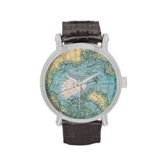 ==>Discount          	Vintage Arctic Map Watch           	Vintage Arctic Map Watch online after you search a lot for where to buyShopping          	Vintage Arctic Map Watch Here a great deal...Cleck Hot Deals >>> http://www.zazzle.com/vintage_arctic_map_watch-256928496063494941?rf=238627982471231924&zbar=1&tc=terrest