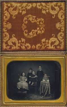 [Five Children in Studio] by Unidentified. Search the Smithsonian American Art museum collection, one of the world's largest and most inclusive collections of art made in the United States. Old Photographs, Museum Collection, American Art, Art Museum, Public Domain, Studio, Children, Artwork, Image