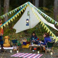 デイキャンプデビューしよう!お洒落なキャンプグッズでアウトドアをもっと楽しく♪