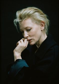 """TIME's Best Portraits of 2013 - Cate Blanchett. From """"The Queen Stands Alone,"""" July 29, 2013 issue."""