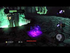 Darksiders II - Wailing Host Boss Battle Gameplay (HD) - YouTube