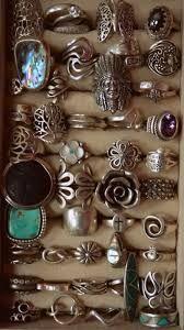 boho rings