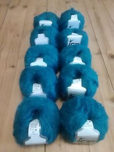 Wollpaket-Ice-Yarns-Indiana-Tuerkis-10x-50g