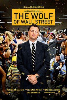 El Lobo de Wall Street (The Wolf of Wall Street) Predicciones Oscar 2014