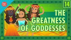 Fire and Buffalo Goddesses: Crash Course Mythology #14