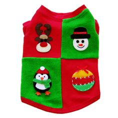 Holiday Patchwork Tank