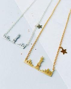 Skyline City Necklaces