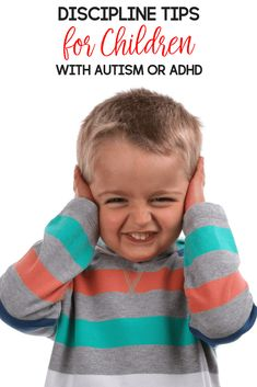 Is it possible to discipline an autistic child? Absolutely. Here are some discipline tips for children with autism.