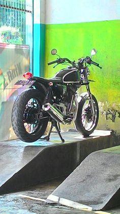 Honda tiger 200cc