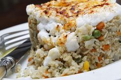 Brown rice moussaka - all our meals are nutrient dense leaving you fuller for longer