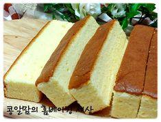 아지매 호기심으로 태어난~촉촉~보달~쫄깃한{콩알맘 카스테라} - Daum 요리 Easy Cooking, Cooking Recipes, Korean Dessert, Bread Cake, Rice Cakes, Cookie Desserts, Desert Recipes, Korean Food, Food Design