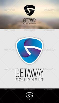 Getaway Tamplate - Logo Design Template Vector #logotype Download it here: http://graphicriver.net/item/getaway-logo-tamplate/5695281?s_rank=1675?ref=nexion