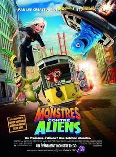 monstruos vs aliens Online y Descarga Directa