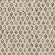 5002-01 Devonshire - Blue/Green. Jasper; Michael S. Smith