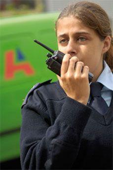 Alfa-college - Veiligheid en sport - Beveiliger
